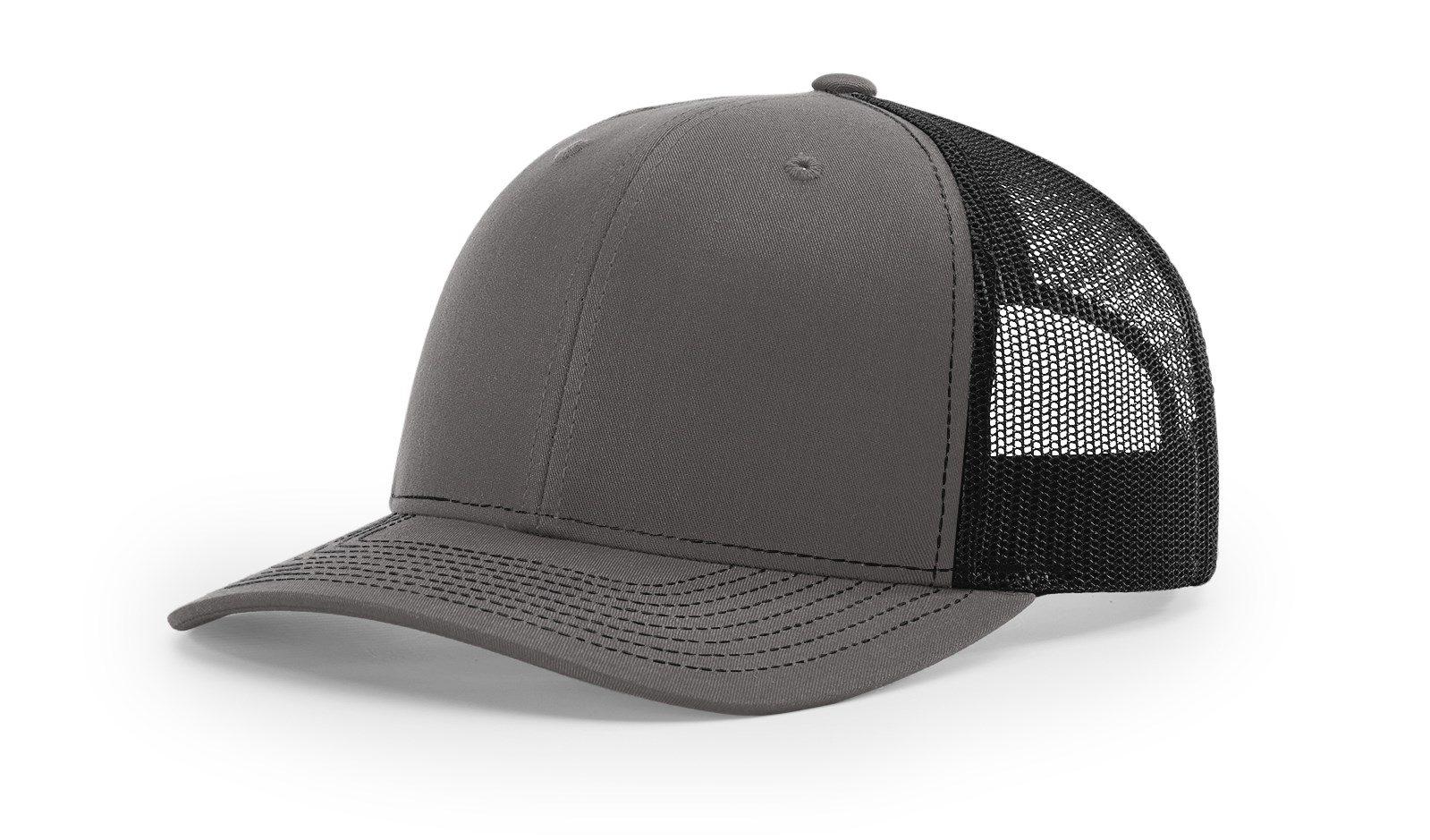 R112 Charcoal Black