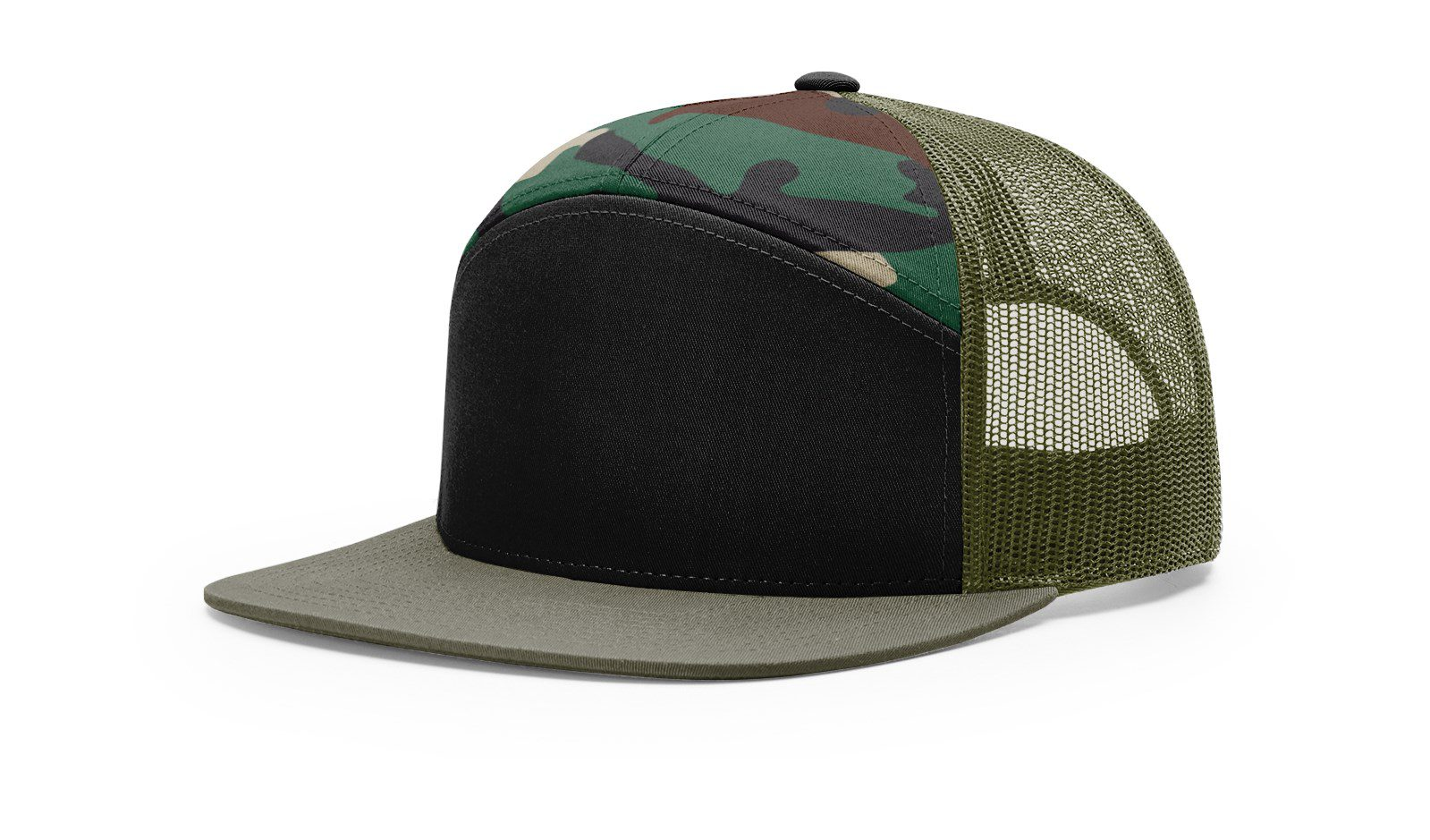 Black-Army Camo-Loden